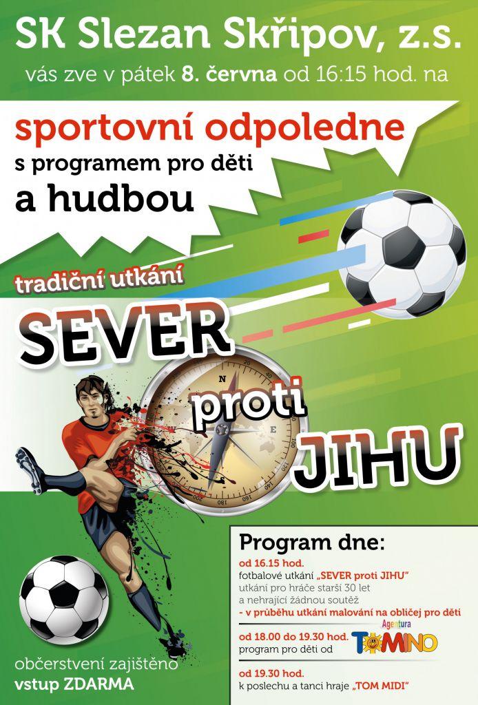 155b431f6ab Kalendář akcí - SEVER proti JIHU - Oficiální stránky Obce Skřipov